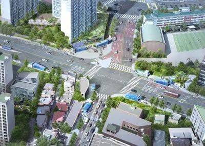하남선(상일~검단산)복선전철 4공구